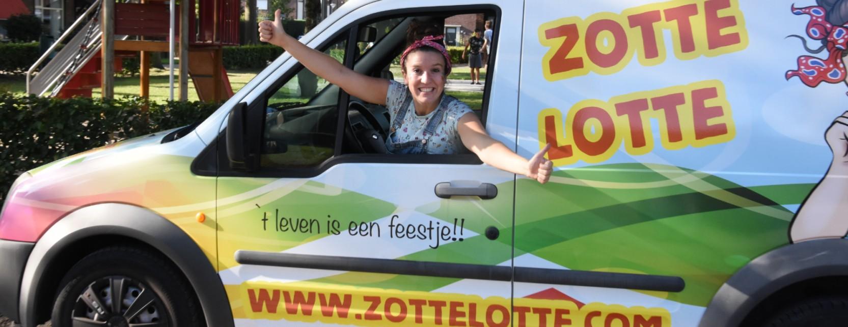 Zotte Lotte in Elckerlyc Hilvarenbeek
