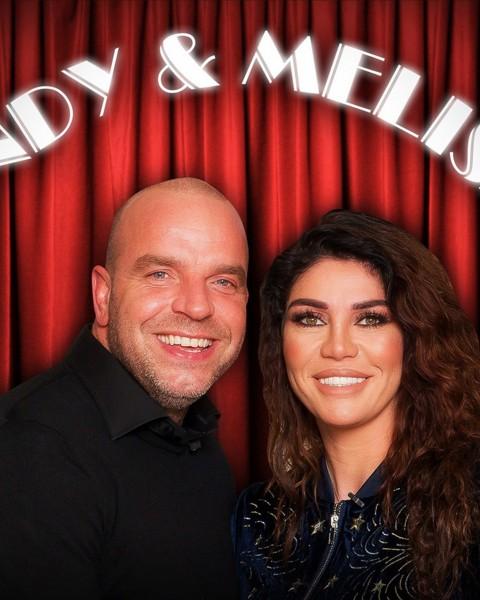 Andy & Melisa