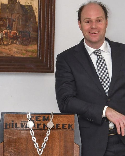 Uitnodiging afscheid burgemeester Ryan Palmen